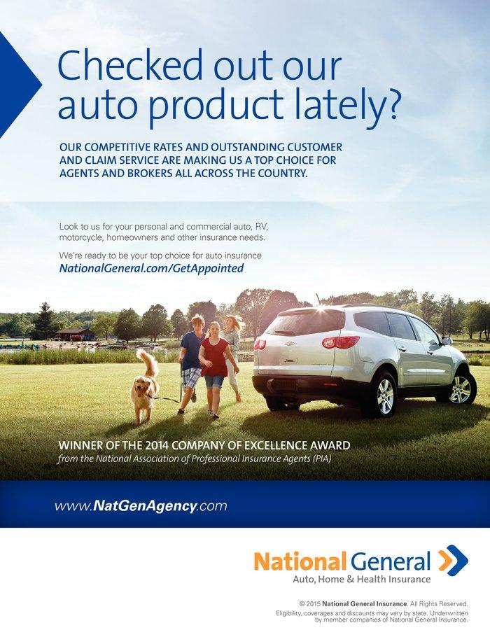 Insurance Journal Magazine Ad Showcase